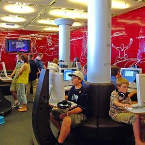 Интернет-кафе Ядрина
