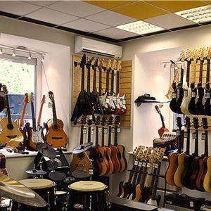 Музыкальные магазины Ядрина