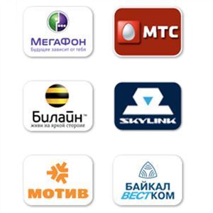 Операторы сотовой связи Ядрина