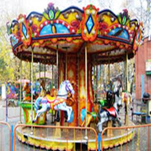 Парки культуры и отдыха Ядрина