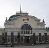 Железнодорожные вокзалы в Ядрине