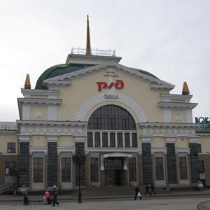 Железнодорожные вокзалы Ядрина